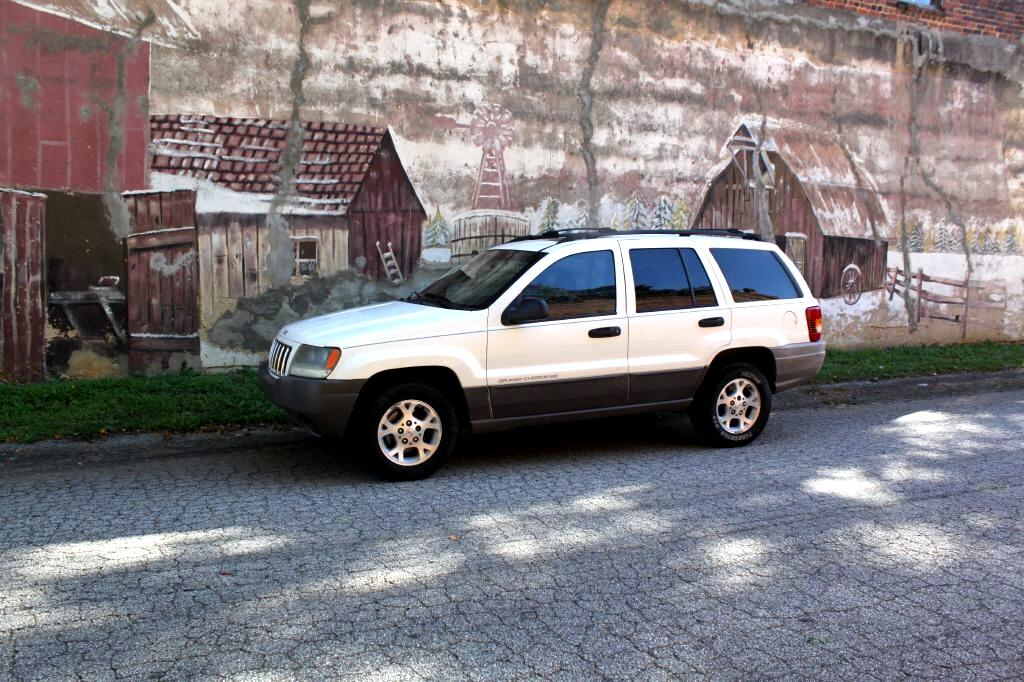 Jeep Grand Cherokee Laredo 4WD 2004