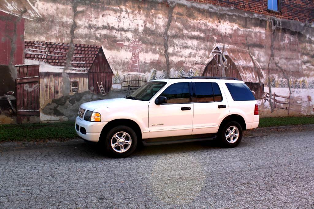 Ford Explorer XLT 4.0L 4WD 2004