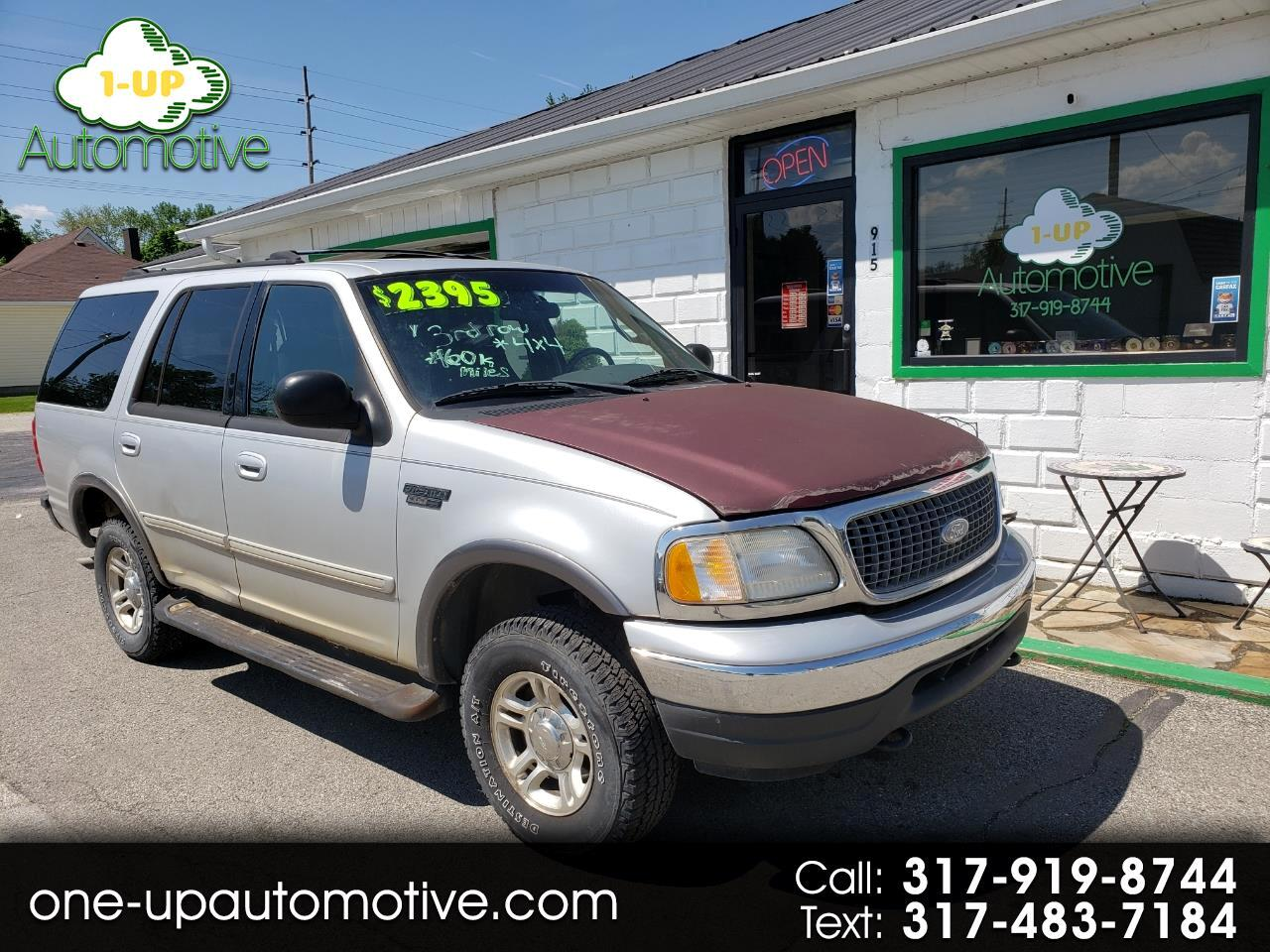 "2001 Ford Expedition 119"" WB XLT 4WD"
