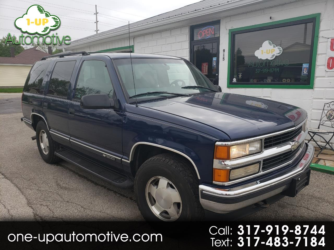 1997 Chevrolet Tahoe LT 4dr 4WD SUV