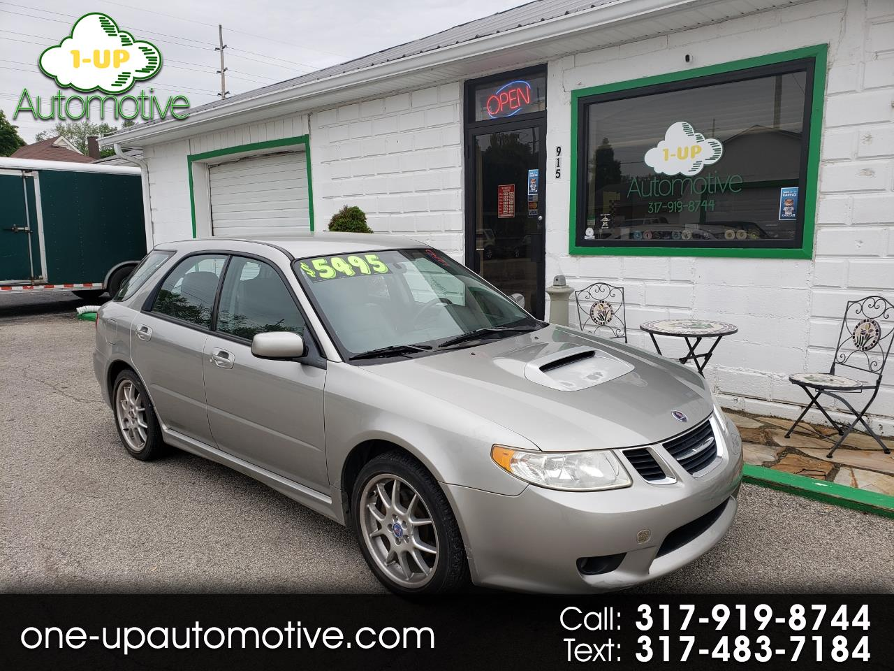 2005 Saab 9-2X Aero AWD 4dr Turbo Wagon