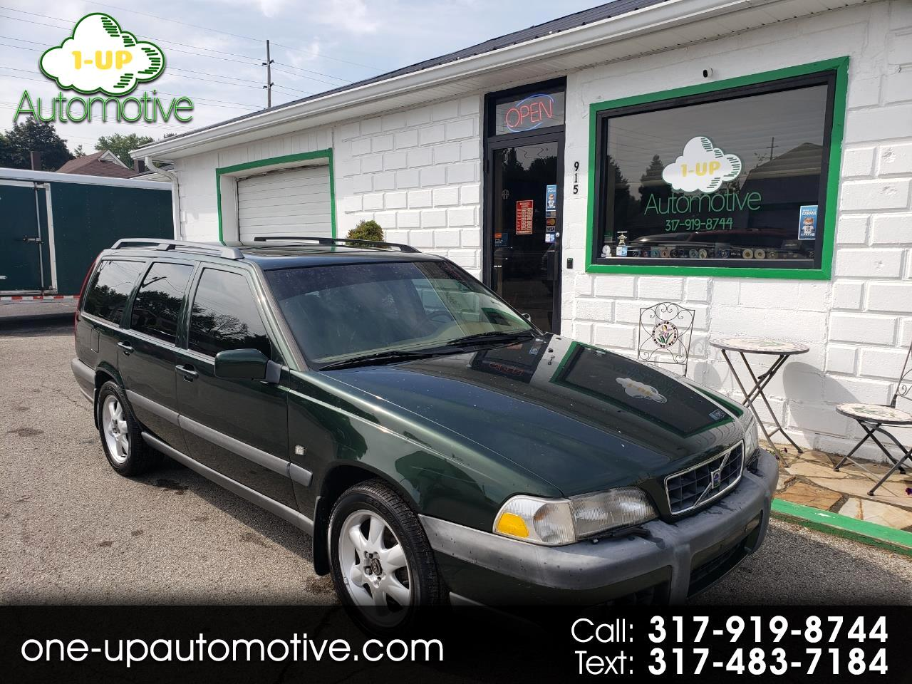 2000 Volvo V70 XC SE AWD 4dr Turbo Wagon