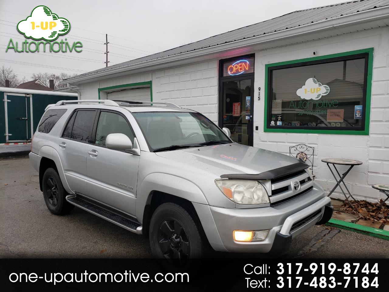 Toyota 4Runner 4dr Limited V8 Auto 4WD (Natl) 2004