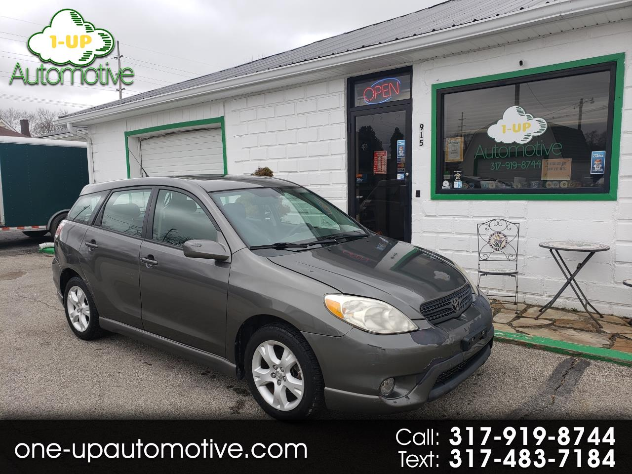 Toyota Matrix 5dr Wgn Man XR (Natl) 2008