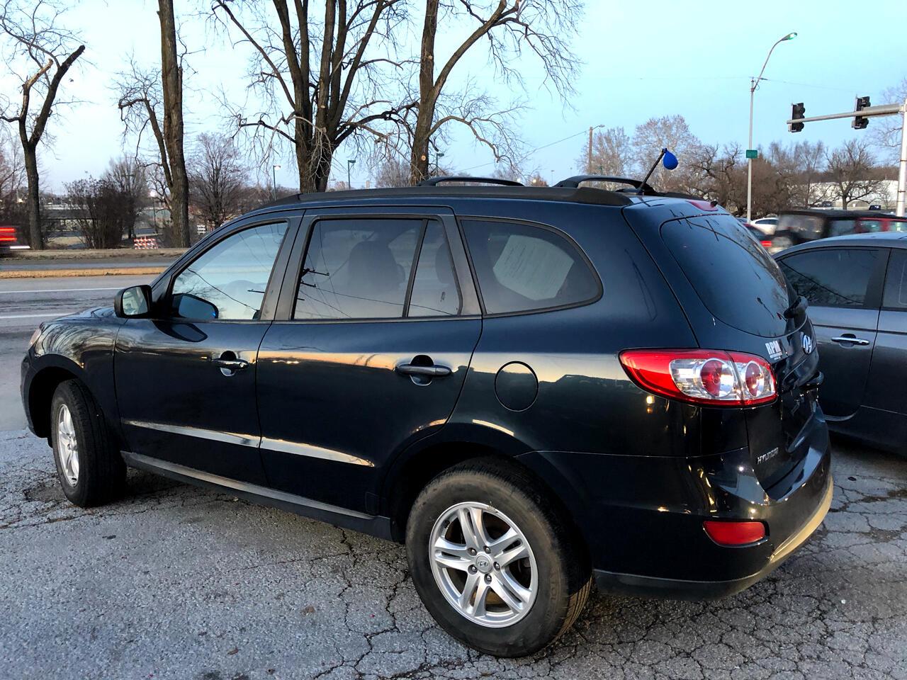 Hyundai Santa Fe 4dr 2WD Auto 2.4L I4 2010