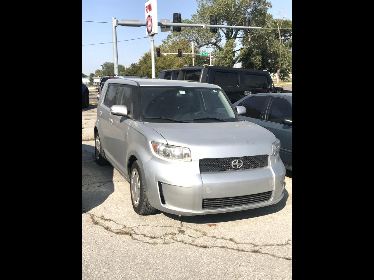 Scion xB Wagon 2009