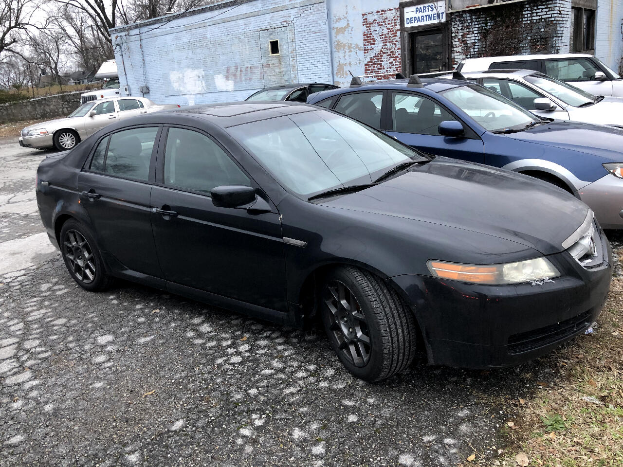 Acura TL 4dr Sdn AT Type-S 2008
