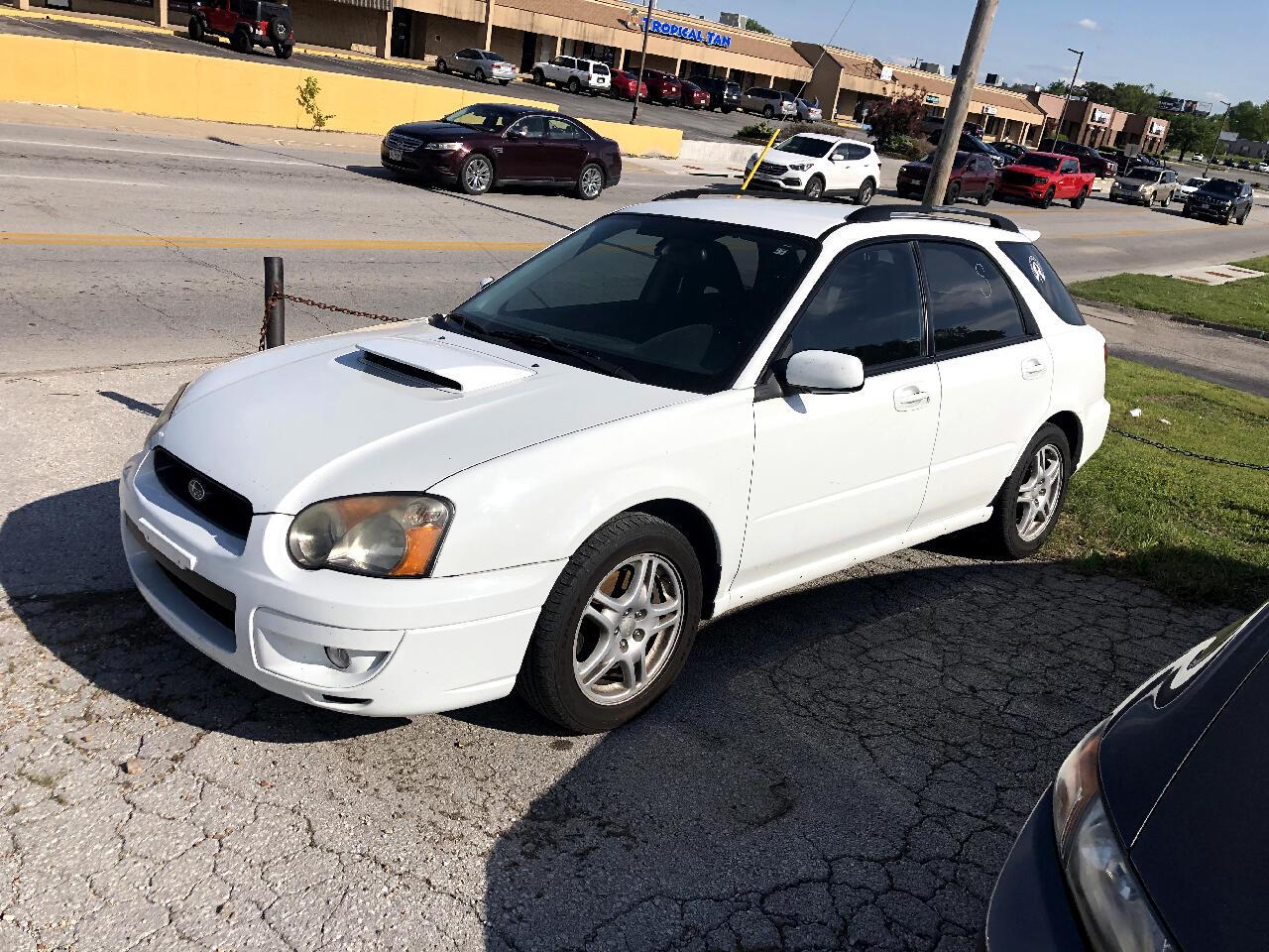 Subaru Impreza WRX TURBO  2004