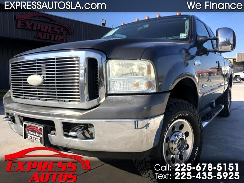 Ford F-250 SD XLT SuperCab 4WD 2006