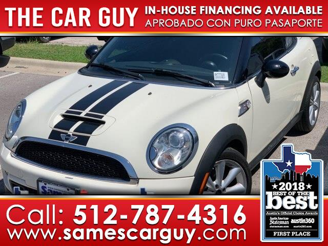 2015 MINI Coupe S