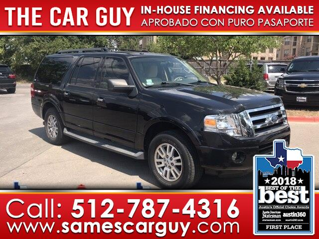 2013 Ford Expedition EL King Ranch 2WD