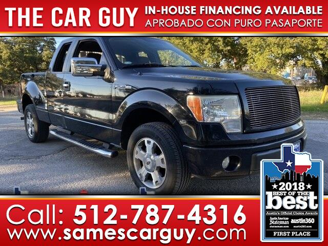 Ford F-150 STX SuperCab 6.5-ft. Bed Flareside 2WD 2009