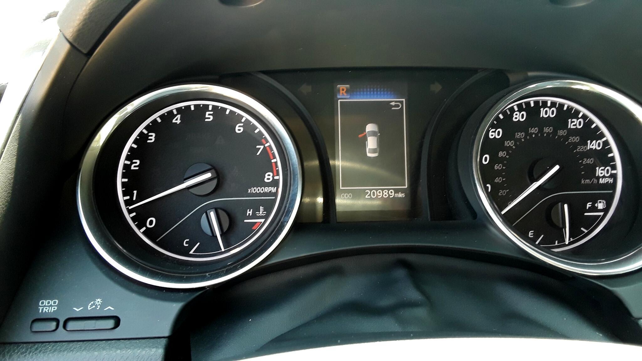 2019 Toyota Camry 4dr Sdn I4 Auto SE (Natl)