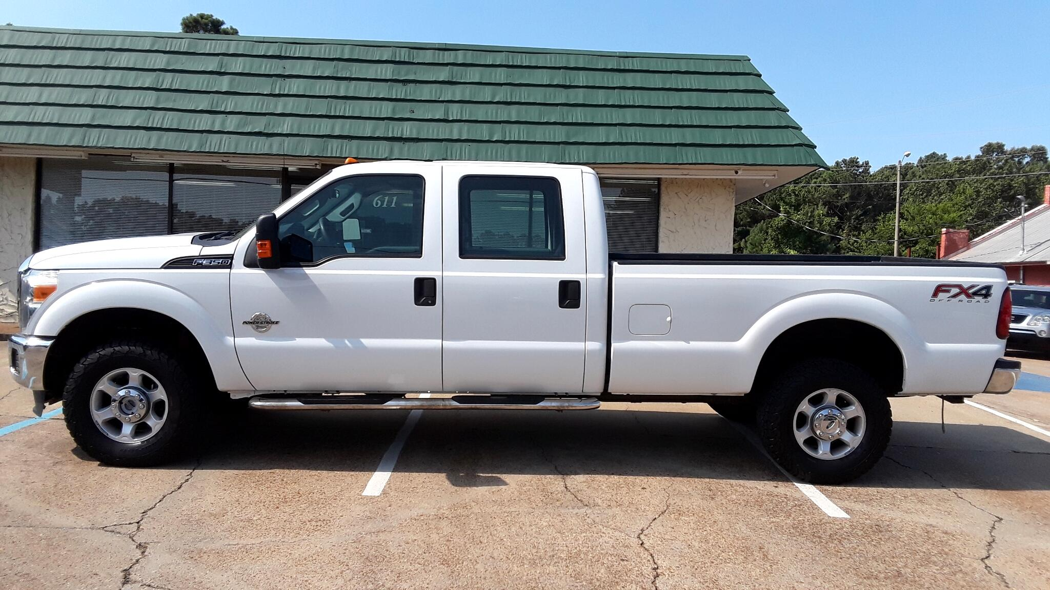 2016 Ford Super Duty F-350 SRW 4WD Crew Cab 156