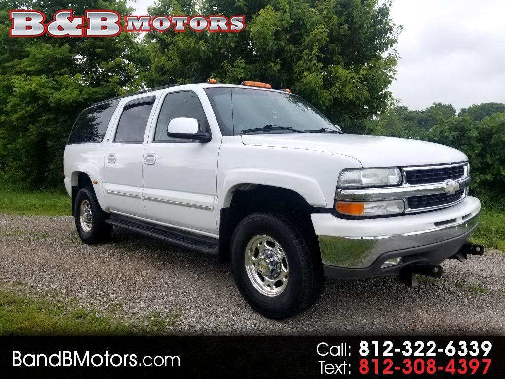 2003 Chevrolet Suburban 2500 4WD