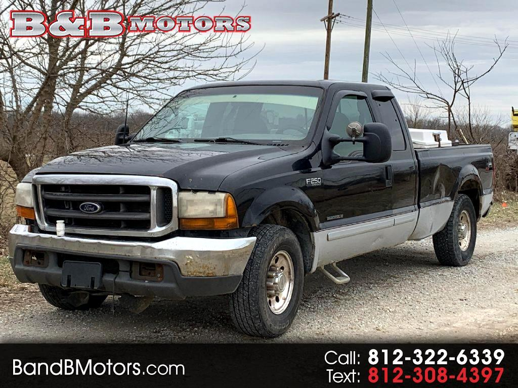 Ford F-250 SD XL SuperCab Long Bed 2WD 2001