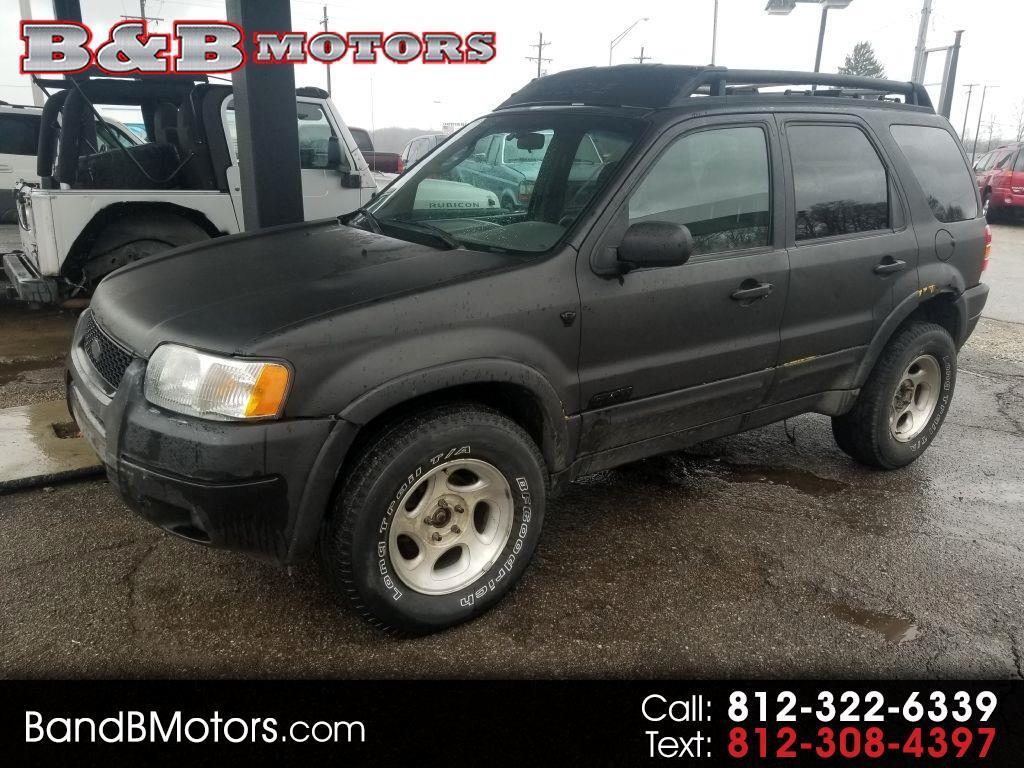 Ford Escape XLS Value 2WD 2002