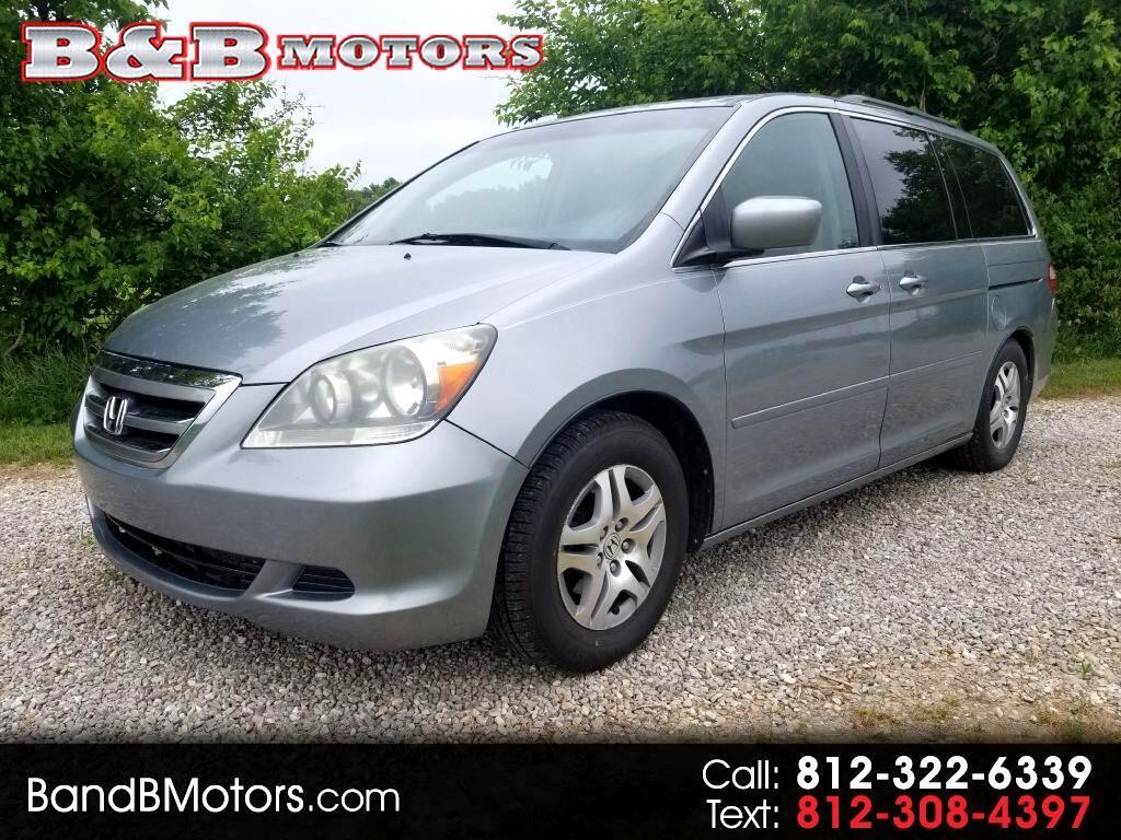 Honda Odyssey EX-L w/ DVD 2007