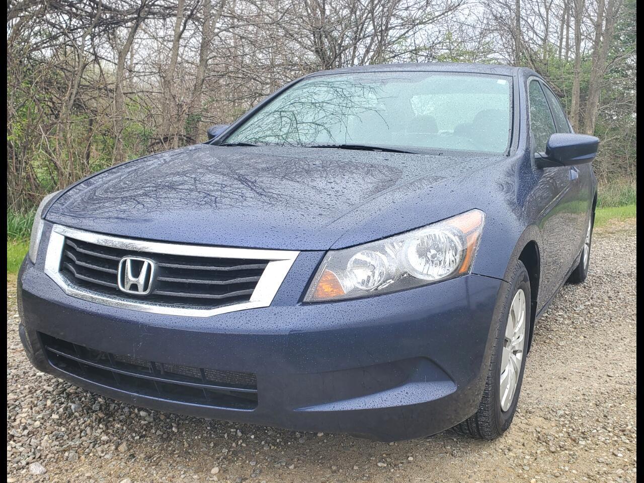 Honda Accord LX sedan AT 2009