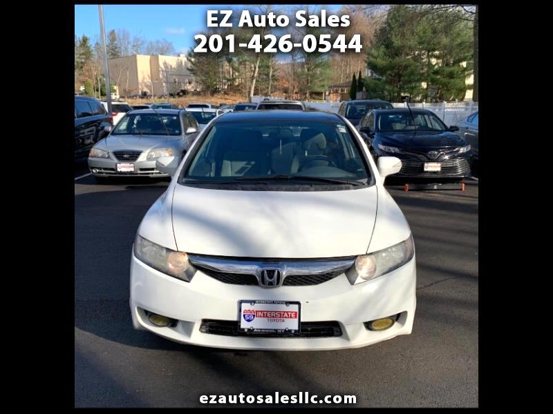 Honda Civic 4-Door Sedan 2010