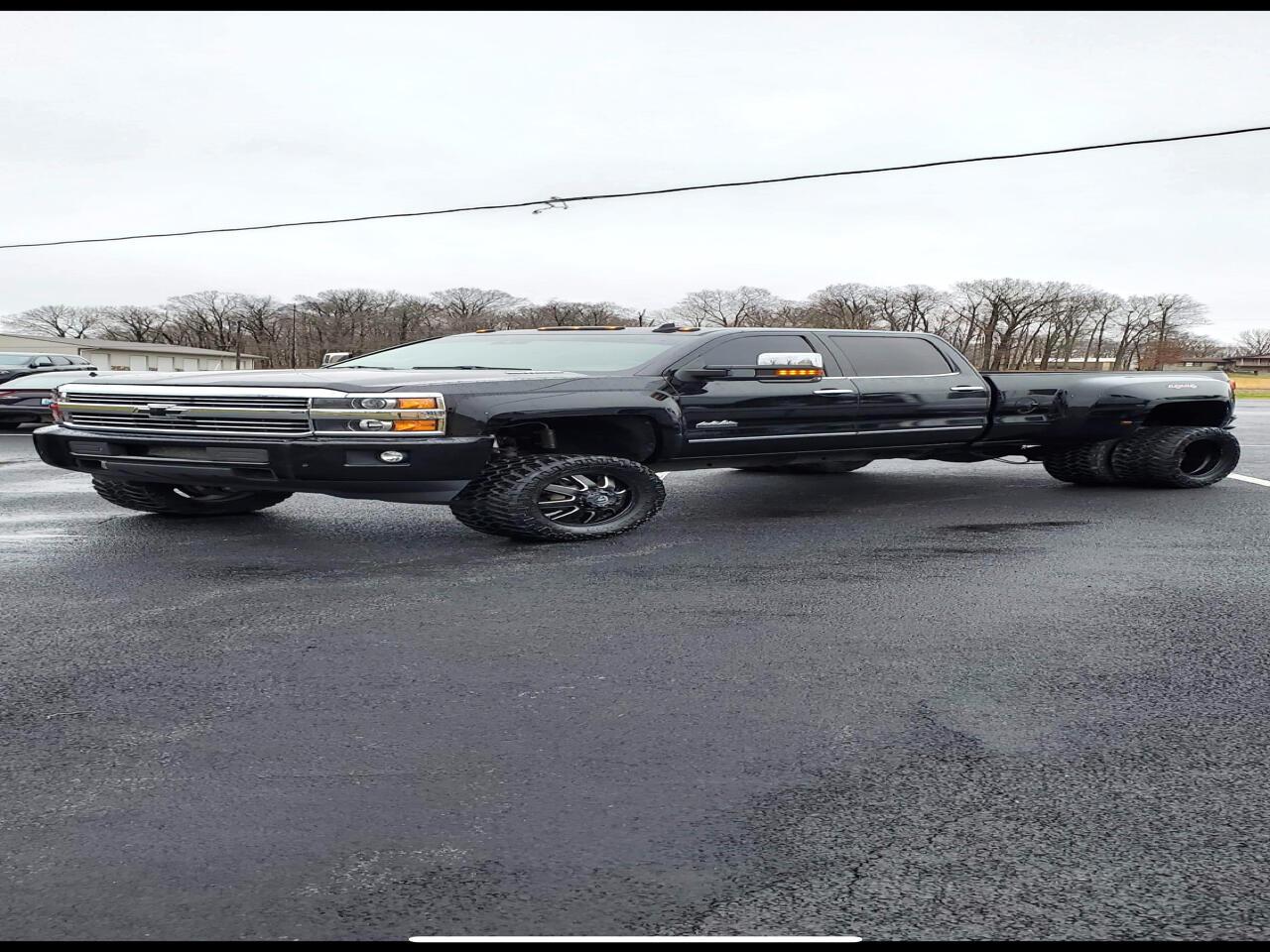 Chevrolet Silverado 3500  2015