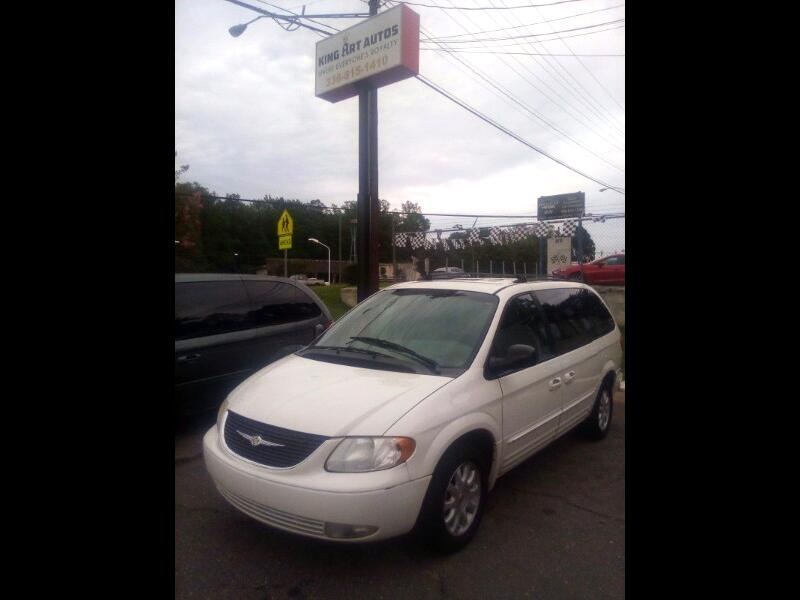 Chrysler Town & Country 2002 for Sale in Winston Salem, NC
