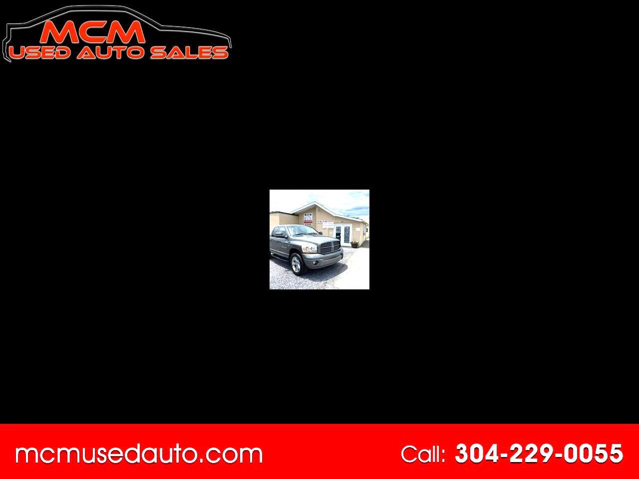 Dodge Ram 1500 TRX4 Off Road Quad Cab 4WD 2006