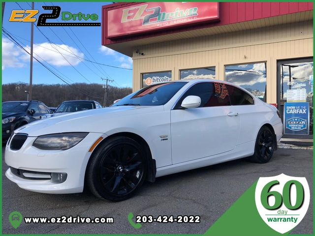2012 BMW 3 Series 328i xDrive Coupe - SULEV