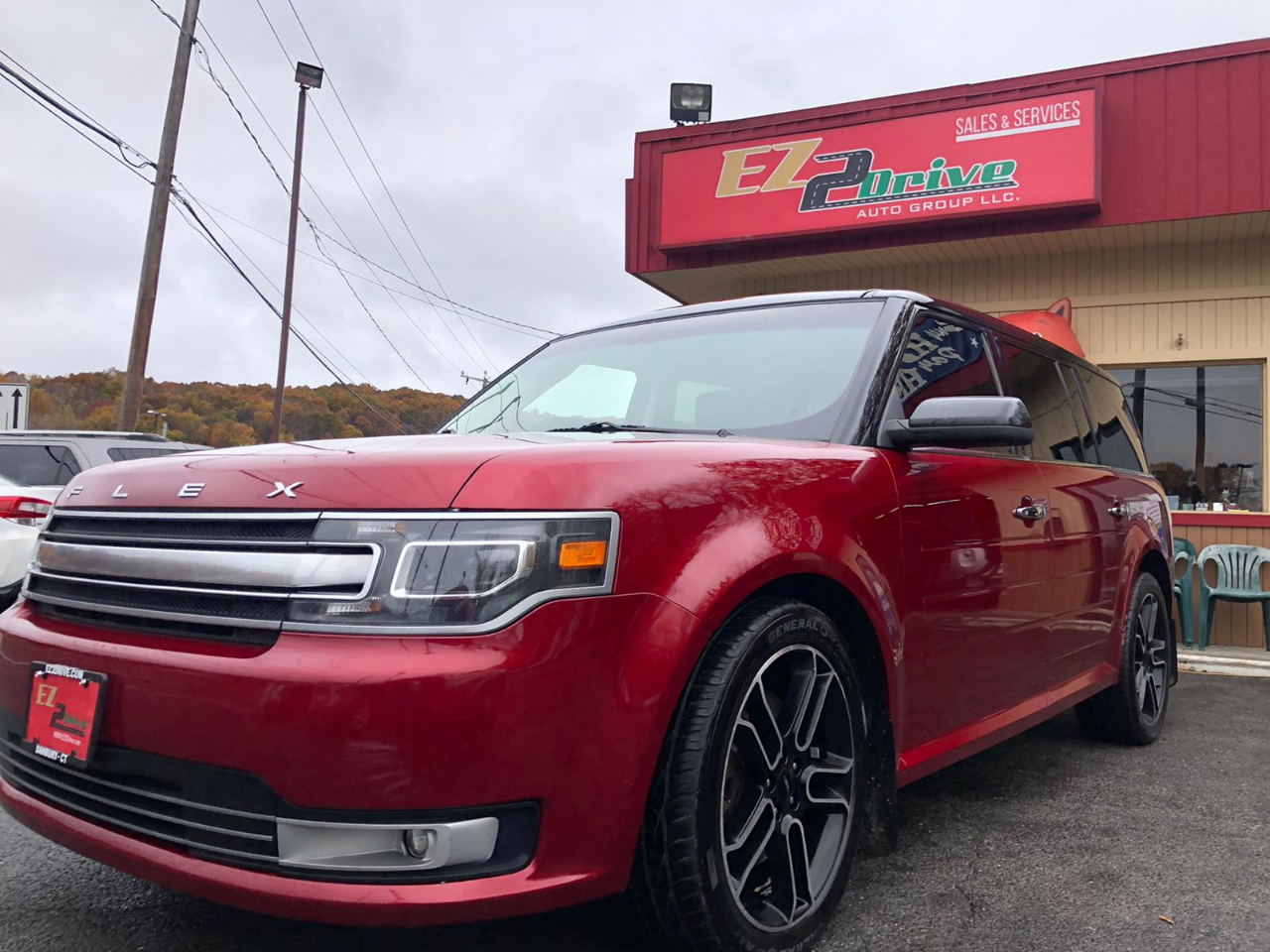 Ford Flex Limited AWD 2013