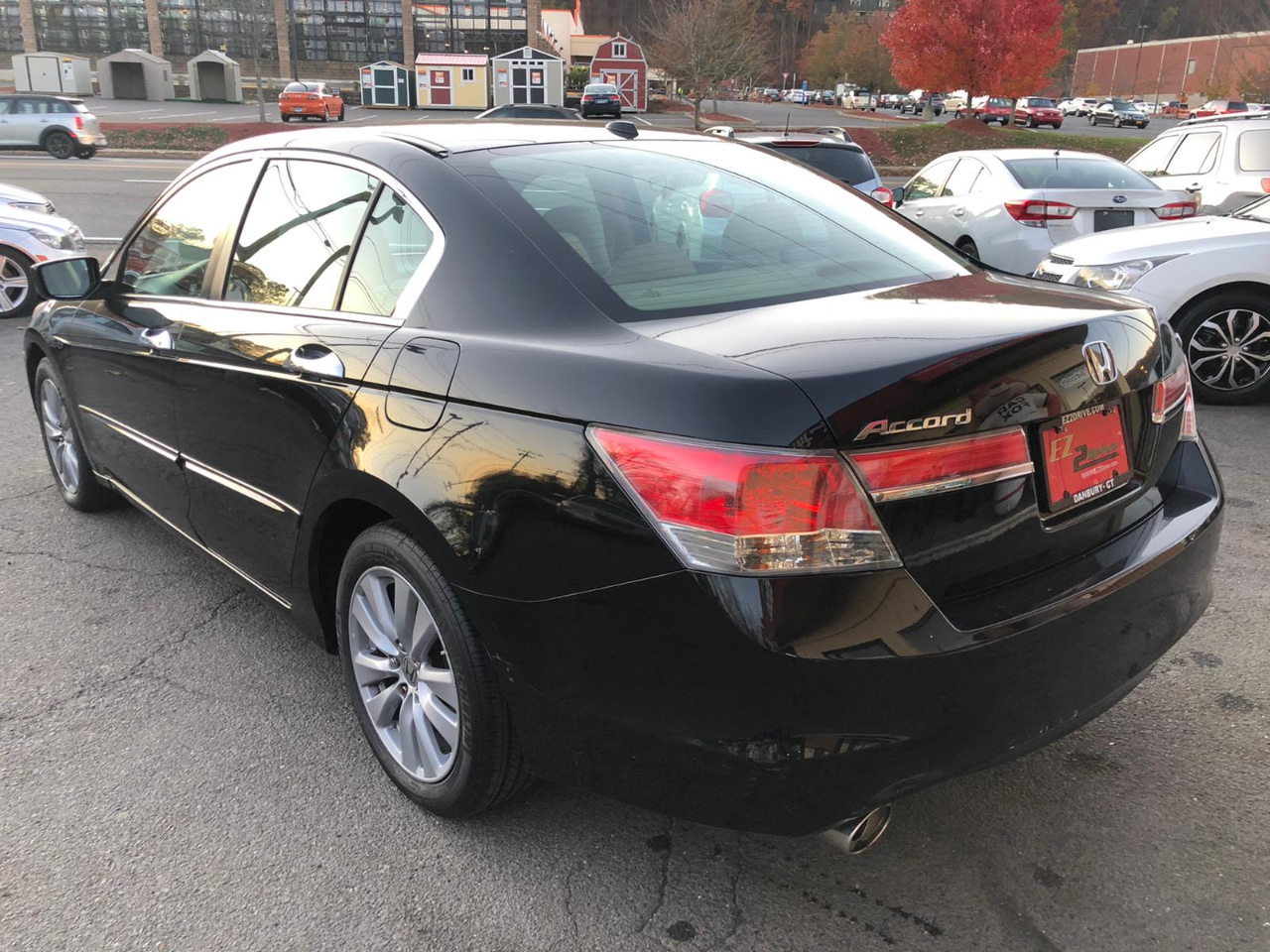 Honda Accord EX-L V-6 Sedan AT 2011
