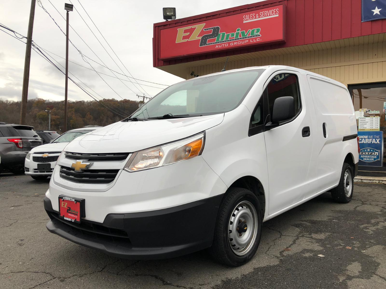 Chevrolet City Express LT 2017