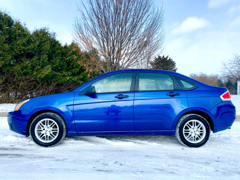 Ford Focus SE Sedan 2009
