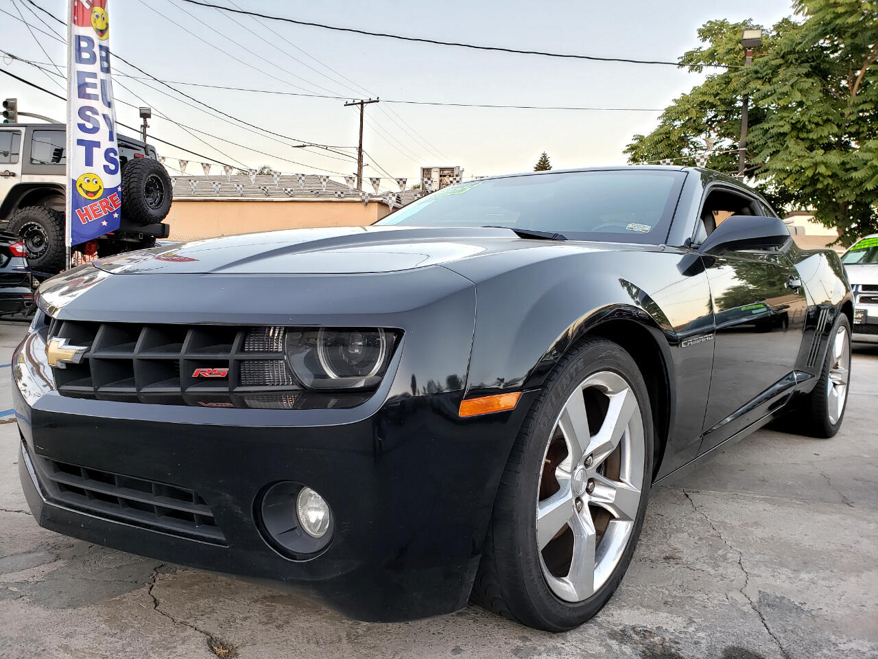 2011 Chevrolet Camaro 2dr Coupe RS