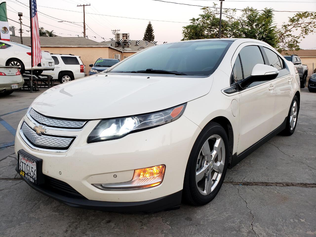 Chevrolet Volt Premium w/ Navigation & LEP 2012