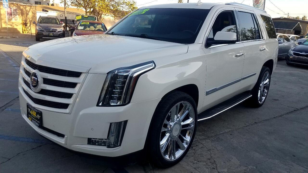 Cadillac Escalade Standard 4WD 2015