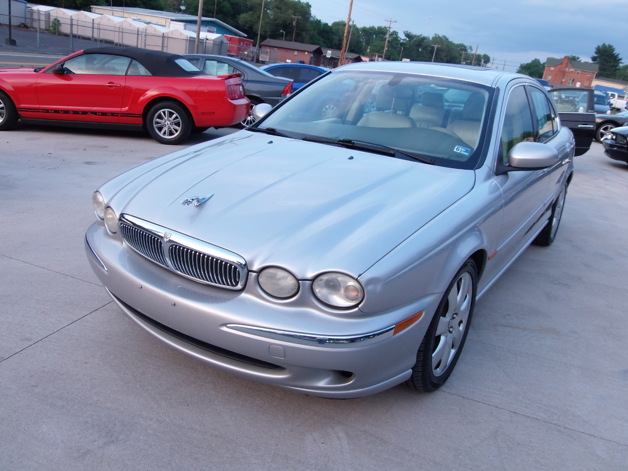 Jaguar X-Type 3.0 2004