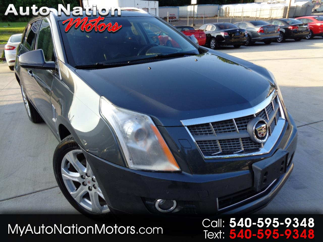 Used 2010 Cadillac Srx Performance Collection Awd For Sale In