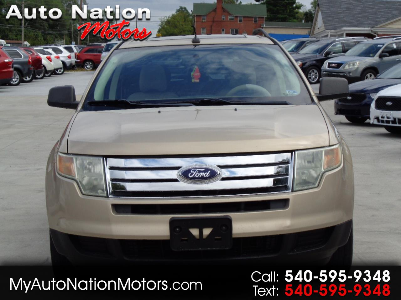 Ford Edge SE AWD 2007