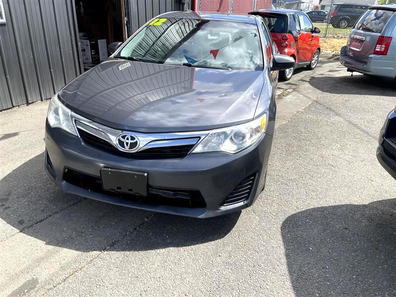 2012 Toyota Camry LE Sedan 4D