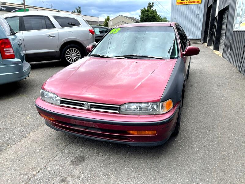 1993 Honda Accord EX Coupe 2D