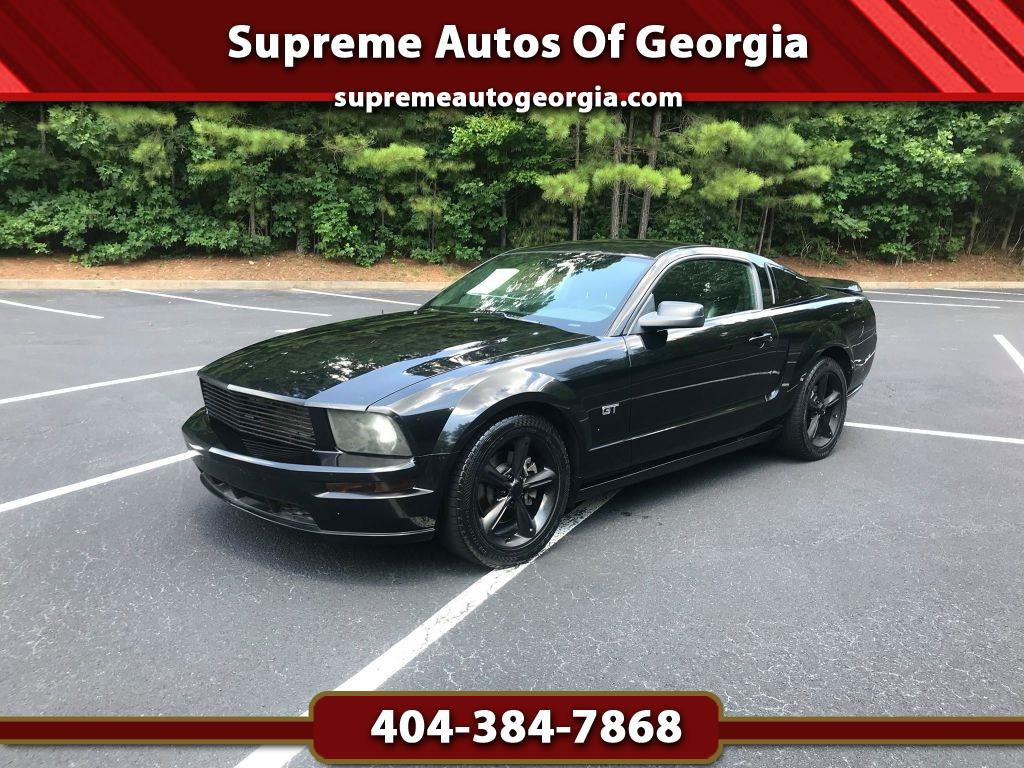 Used 2006 Ford Mustang GT Deluxe Coupe for Sale in Marietta