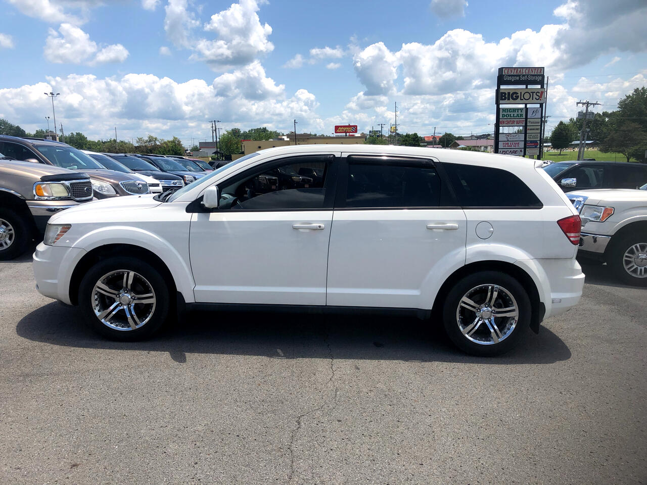 Green Country Auto Sales >> Used 2009 Dodge Journey For Sale In Glasgow Ky 42141 Country Auto Sales