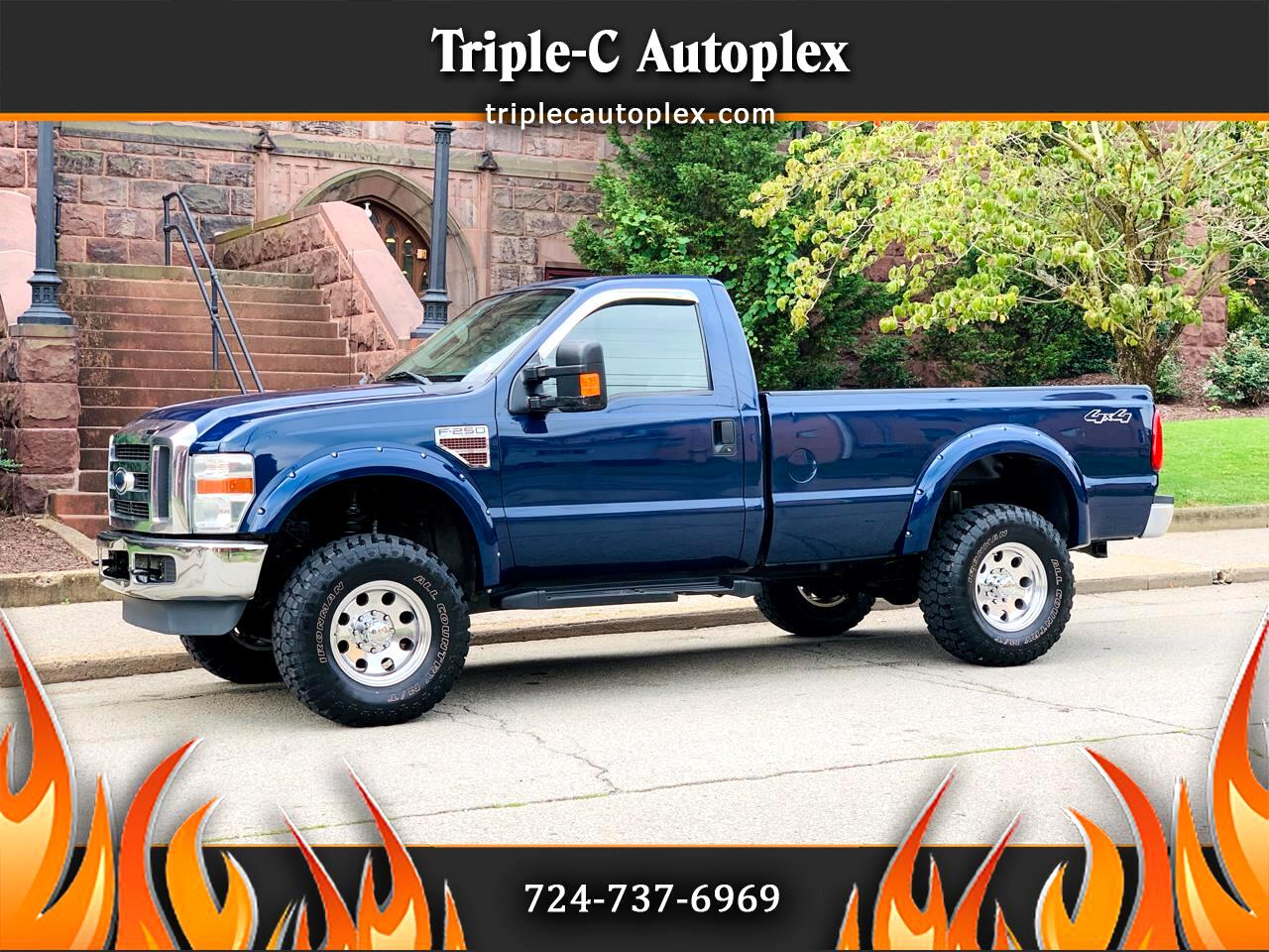 2010 Ford F-250 SD XLT 4WD
