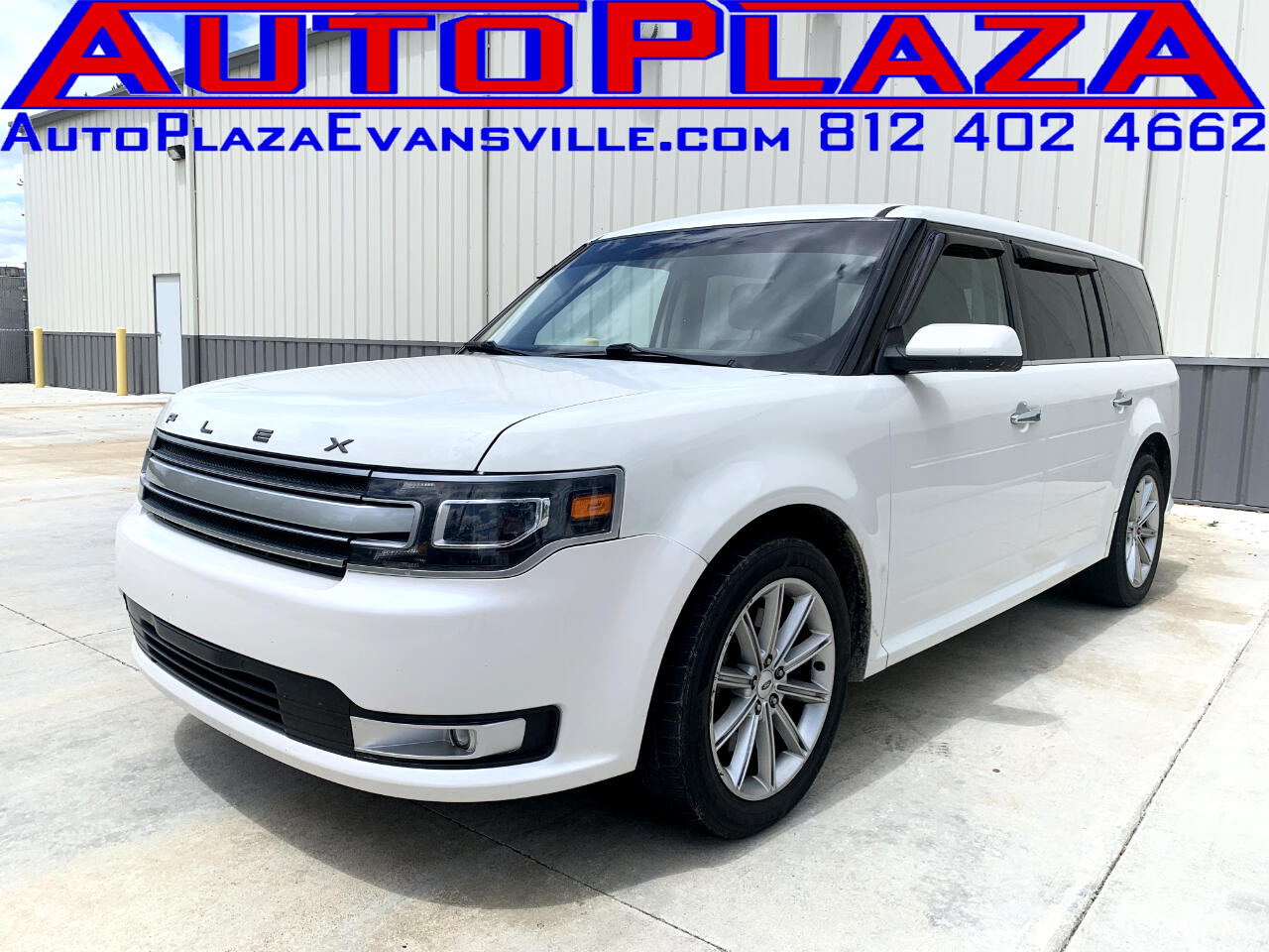 Ford Flex Limited FWD 2014