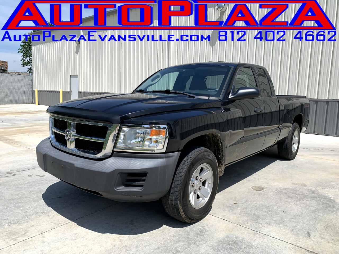 Dodge Dakota SXT Ext. Cab 2WD 2008