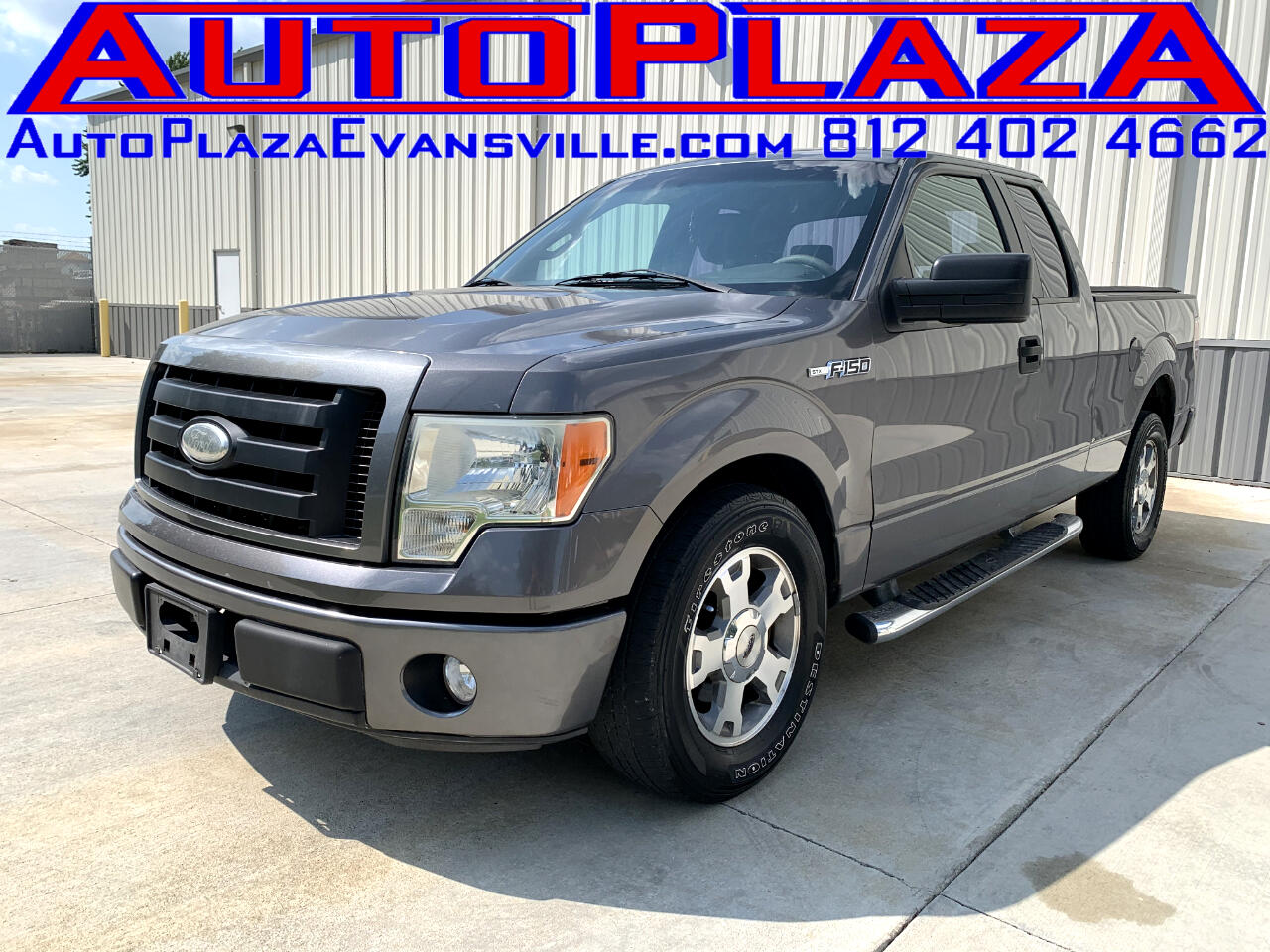 Ford F-150 STX SuperCab 6.5-ft. Bed 2WD 2009