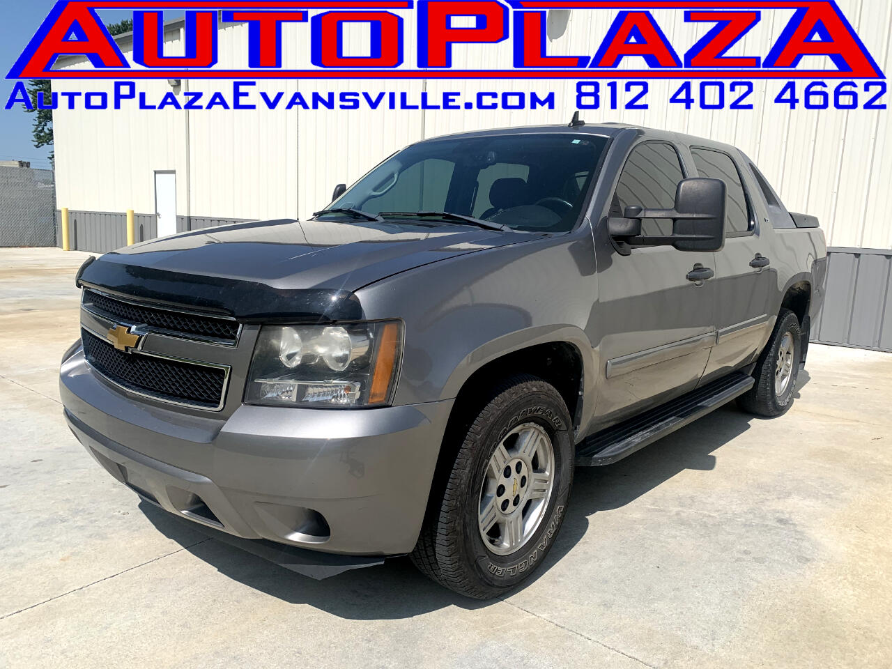 Chevrolet Avalanche LS 4WD 2008