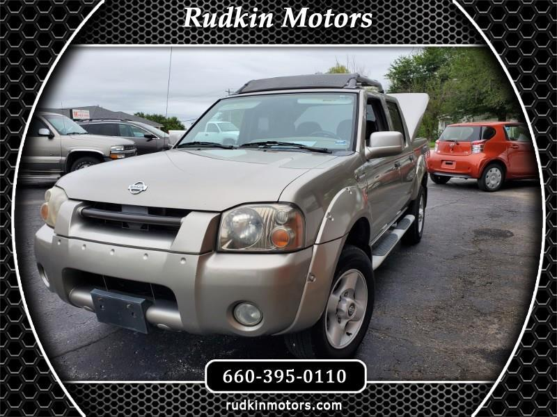 Nissan Frontier SE-V6 Crew Cab Long Bed 2WD 2001