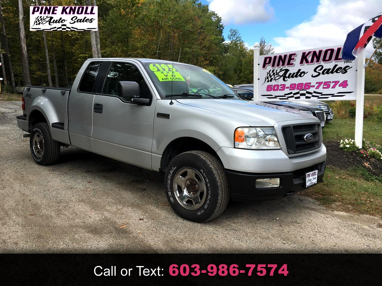 2005 Ford F-150 STX SuperCab Flareside 4WD