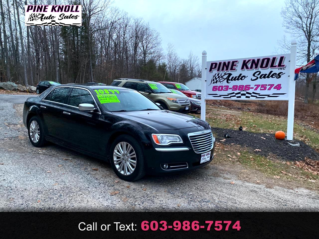 Chrysler 300 C Luxury Series AWD 2013
